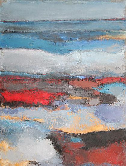 Camargue 65x50 cm - 2014