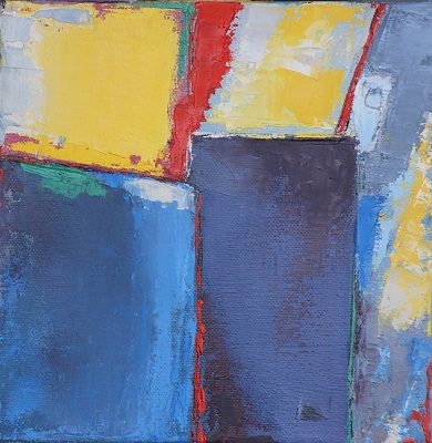 Composition 20x20 cm - 2016