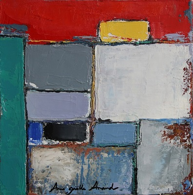 Composition 20x20 cm - 2016 (2)