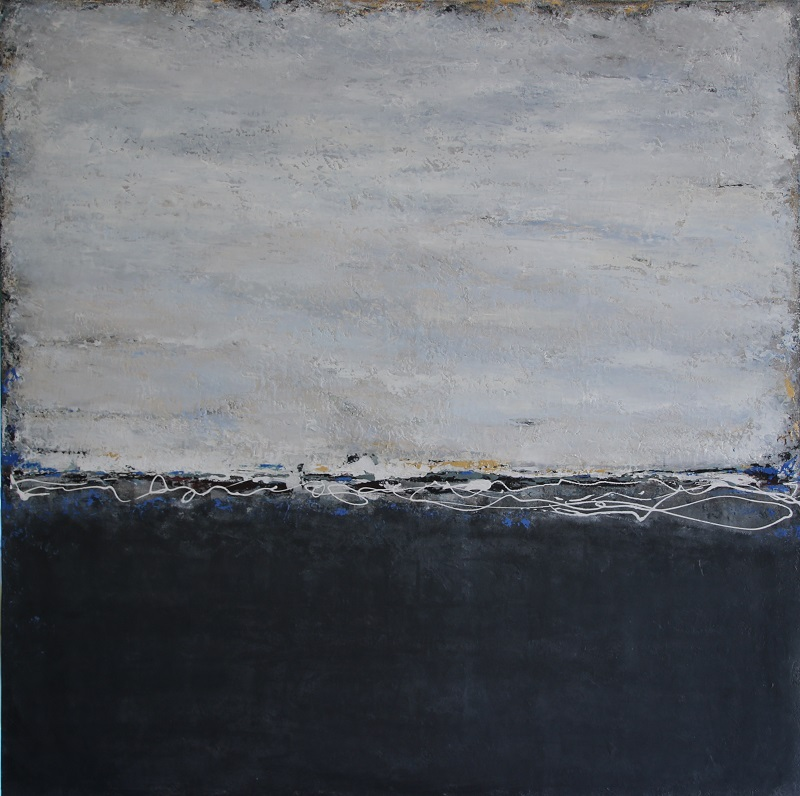 Variation Clair Obscur 100x100cm - 2019