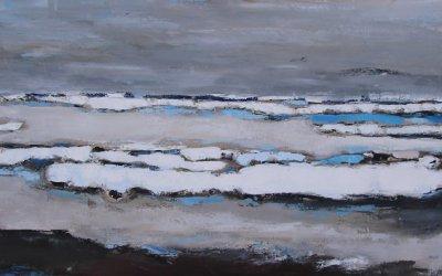 Arctic Océan 150x50cm - 2019