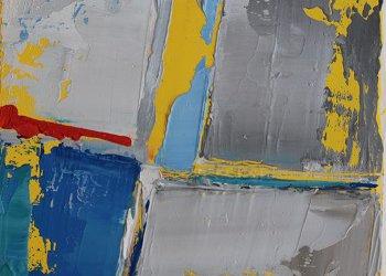 Composition 10x10cm - 2019