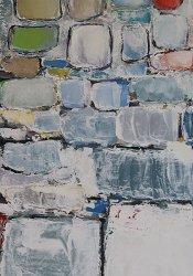 Composition 30x90 cm - 2016
