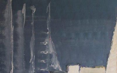 Les Voiles d'Antibes 89x130cm - 2020