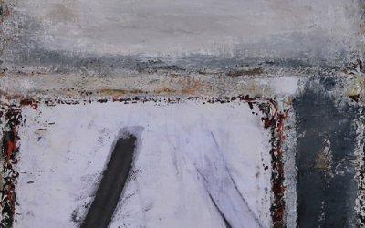 Terres d'Empreintes 60x60cm - 2019