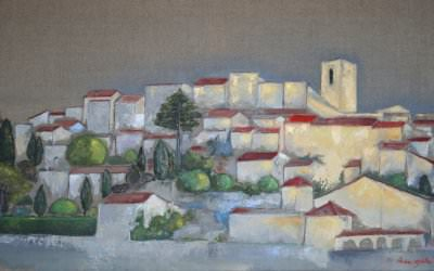 Biot 100x50 cm - 2011 collection particulière Biot France