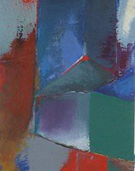 Composition Biot 100x25 cm - 2010