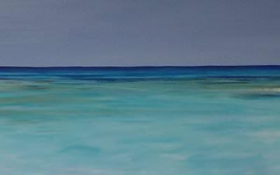 Grand Formentera 160x40 cm - 2011