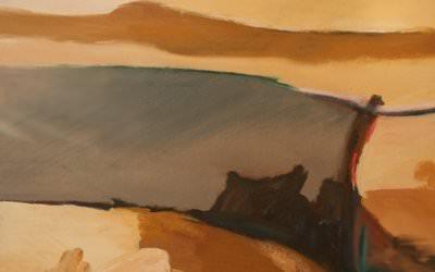 Les Sables 80x60 cm - 2005
