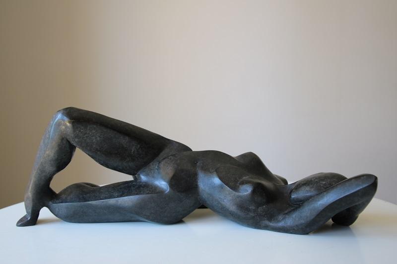 Femme a facettes - Bronze - 2019