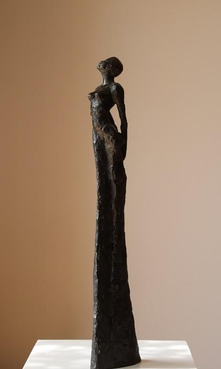 Métamorphose - Bronze 61cm - 2019