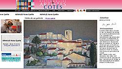 Dictionnaire des Artistes Cotés